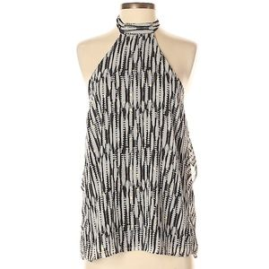 Express sleeveless blouse, new with tags